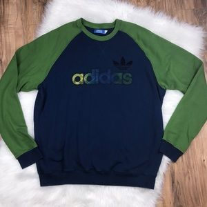 Vintage Adidas men's 4xl sweatshirt